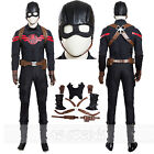 Captain America Steve Rodgers Hydra Cosplay Costume All Size