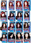 Schwarzkopf Professional Live Intensive Color Permanent Hair Dye In 16 Colors