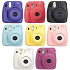 Fujifilm Instax Mini 8 Fuji Instant Film Camera All Colors