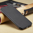 Genuine SLIM PU Leather Flip Case Wallet Cover For Apple iPhone 5 5S 6 &amp; 6 PLUS <br/> DKASE Original ! For iPhone 5s SE 6s 6s Plus ! Magnetic