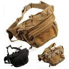 Sport Utility Tactical Pack Pouch Military Camping Hiking Outdoor Hand Waist Bag