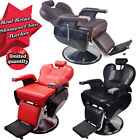 NEW Real Relax 2017 Hydraulic Barber Chair Recline Salon Beauty Hair Spa Shampoo