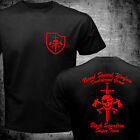 special t shirts - NSWDG Devgru Seal Team Six Black Squadron US Army Special Force Sniper T-shirt