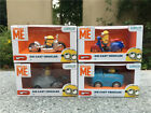 Despicable Me Minions Diecast Vehicles 7cm Toy Cars Brand New