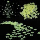 Home Wall Sticker Glow In The Dark Star Decal Baby Kids Room Bedroom Decor