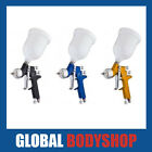 BRAND NEW DEVILBISS GTI PRO GRAVITY SPRAY GUN 1.3mm & 1.4mm NOZZLE