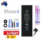 For iPhone 6 Brand New Internal Battery Replacement 1810mAh 3.82v + Tools