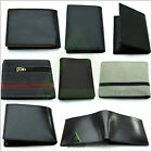 Genuine Leather Wallets for Men Vintage Purse ID,Coin Holder Leather Gifts
