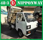 Japanese Mini Truck 1990 Suzuki Carry 4x4 at No Reserve