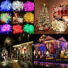 10m/20m 100/200 Led Fairy Christmas Xmas Tree String Lights Party Waterproof