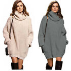 Women Oversized Long Sleeve Knitted Sweater Tops Loose Cardigan Outwear Coat