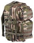 MIL-TEC BACKPACK US ASSAULT LARGE PACK TACTICAL MOLLE RUCKSACK 36 LITRE CCE CAMO