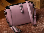 Women's  Girl's Lady Shoulder  Cow Leather Crossbody Handbag - MS5002