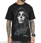 NEW WITH TAGS Sullen DARK GREY Tee Shirt BLACK LARGE-3XLARGE LIMITED RELEASE