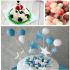 10pcs Aluminum Ball Sphere Bath Bomb Mold Cake Pan Baking Pastry Mould DIY Cake