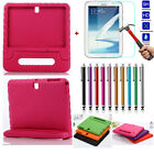 Shockproof Hard Hybrid Stand Case Cover For Samsung Galaxy Tab 4 7.0 T230 T231
