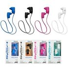JVC HA-F250BT Bluetooth wireless headset earphones Sport
