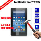 "9H Real Premium Tempered Glass Screen Protector Film For Kindle fire 7"" 2015"