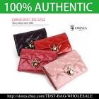 OMNIA Crystal Genuine Leather Purse Wallet-KR343M image