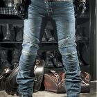 Motorcycle jeans motocross riding pants with protectors Leisure Cultivate Jeans