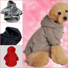 Pet Dog Puppy  Sweater Hoodie Coat Jacket Costume Shirt Sweatshirt Apparel