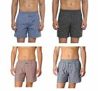 Pack of 4 Boxer Shorts For Men - Assorted pack(Random selection of designs)