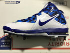 Nike Air Max MVP Elite 2 3/4 Metal Baseball Cleats style 684687-441 MSRP $120