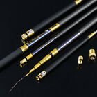 High Quality Superhard Carbon Fiber Fishing Rod Telescopic Rods Spinning Poles