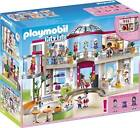 PLAYMOBIL SHOPPING MALL PLAYSET,  Furnished Figures Accessories PLAY SET