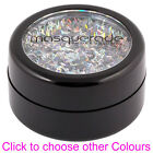 Loose Glitter, 8g. Black Pot, by Masquerade