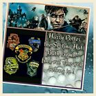 Harry Potter the Sorting Hat Bath Bomb -1 Ultra Lush YOU Choose from 17 scents