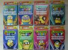 Crayola crayons 2015 Pick your Minions 8 count pack, school supplies, Target