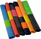 6X  Designer Unique Mixed Patterned Cricket Bat GRIP Replacement Grips Batsman