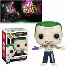 FUNKO POP! HEROES Suicide Squad Harley Quinn #97 The Joker #96 Deadshot #106
