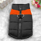 Waterproof Small/ Large Pet Dog Clothes Winter Warm Padded Coat Pet Vest Jacket <br/> High Quality!!The Lowest Price!!Waterproof Pet Clothing