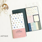 ICONIC Sticky Book Memo Pad Note Paper Adhesive Notebook Bookmark / 240 sheets