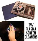 ALL ANTI STATIC LCD TV PC CLEANER MONITOR PLASMA SCREEN MICROFIBRE DUSTING PAD