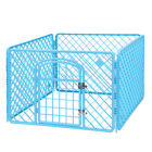 Portable Exercise Playpen Pet Dog Puppy Folding Fence Play Pen Kennel Crate Cage <br/> ✔Easy to Assemble!✔100% Positive feedback!✔Fast ship!✔
