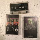 Misfits Danzig Evilive Earth AD Thrall Demonsweatlive Cassettes