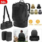 Outdoor Military Tactical Backpack Rucksack Sport Hiking Camping Travel Bag Pack