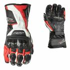 RST Delta 3 III Ce Approved Race Motorcycle Gloves New 2017 All Sizes Red