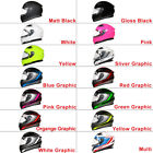 CLEARANCE Leopard Open Face Full Face Flip UP DVS Motorbike Motorcycle Helmet