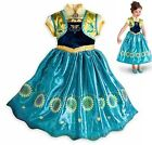 COSTUME PRINCESS ANNA FROZEN FEVER DELIVERY EN 48-72 HOURS