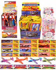 Flying Gliders Fun Kids Party Bag Fillers Fighter Planes Toy Children Loot