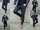 GENTLEMEN VIP Fashion Basic Herren Stretch Biker UK STYLE Jeans Skinny Fit Hose