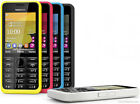 New Nokia Asha 301 Unlocked 3G Whatsapp Facebook Mobile Phone *Big Buttons*