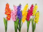 Artificial Simulation Flowers Pink/Yellow/purple/Green Home Decor Brand New100cm
