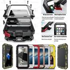 FAST SHIPPING WATERPROOF GORILLA GLASS FULL COVER METAL CASE FOR APPLE IPHONE AL