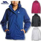 LADIES TRESPASS LANNA WATERPROOF JACKET UK 8-16 WOMENS HIKING COAT RAINWEAR