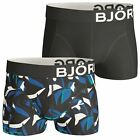 2 Pairs of Bjorn Borg Short Shorts ~ Graphic
